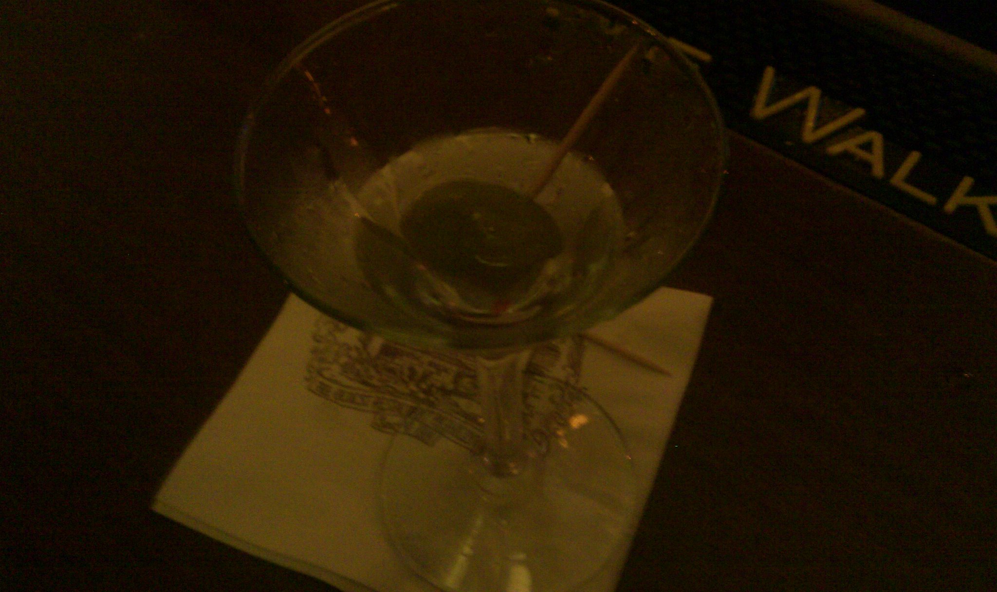 Musso & Franks martini