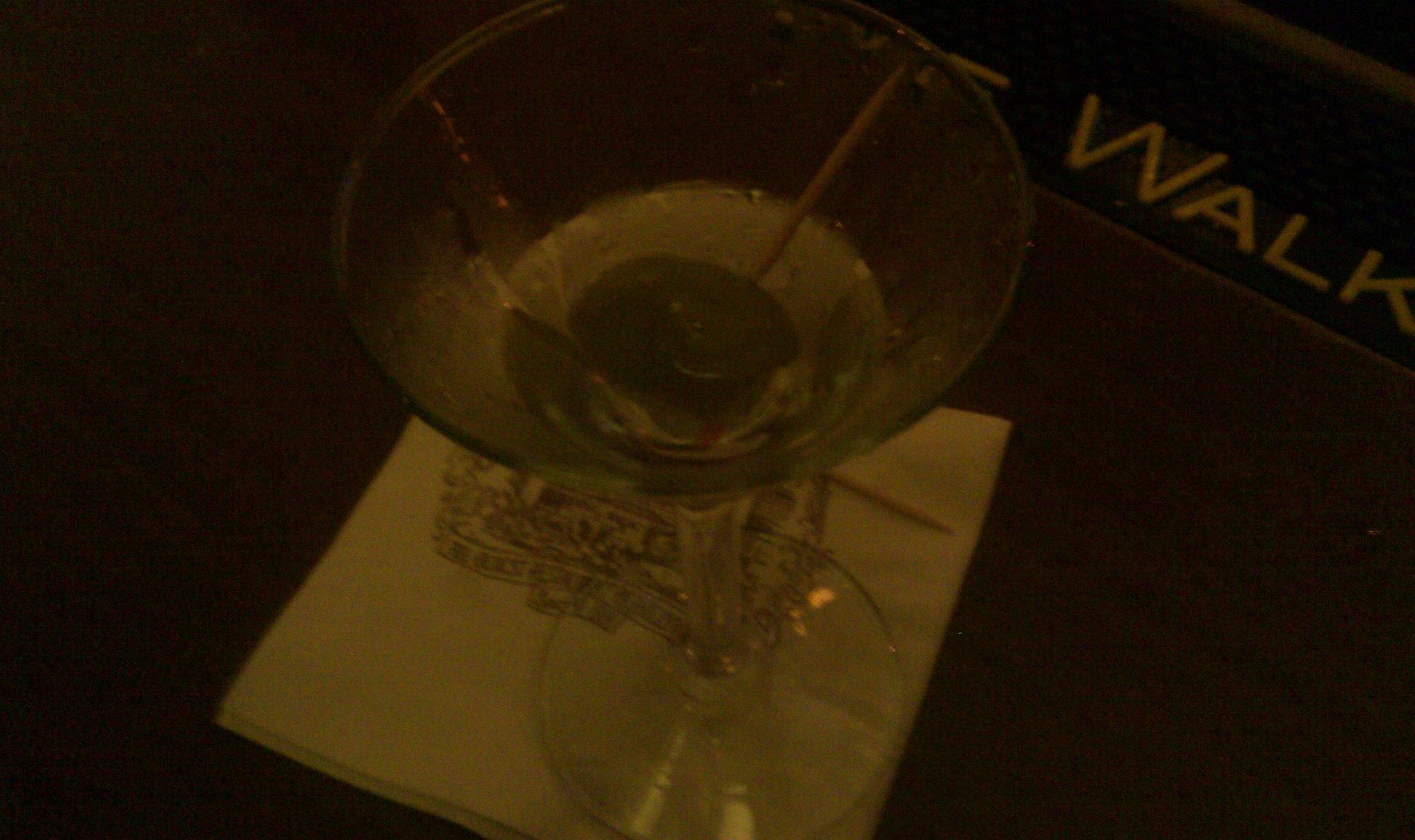 Musso & Franks martini