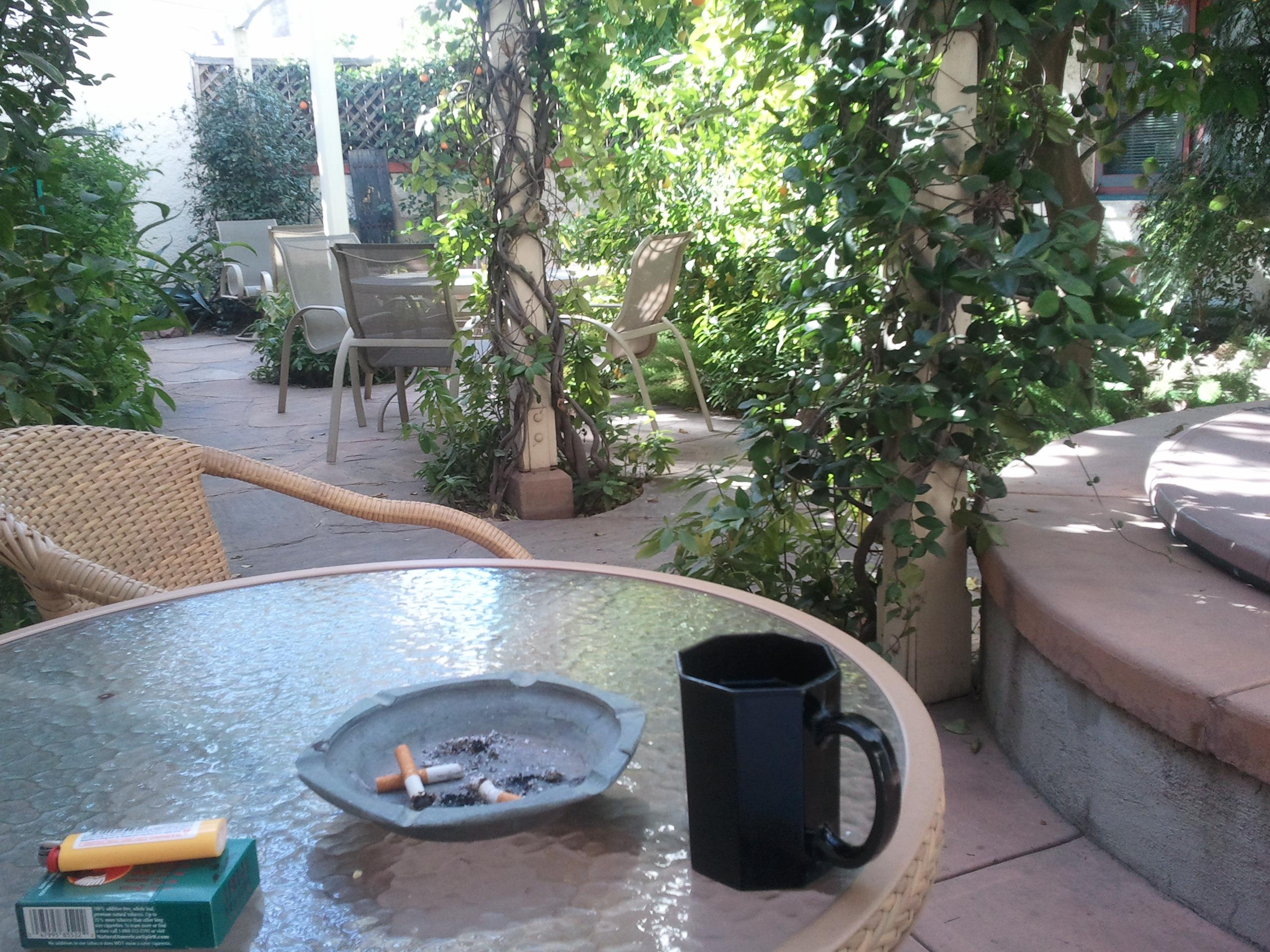Downtown Tucson oasis