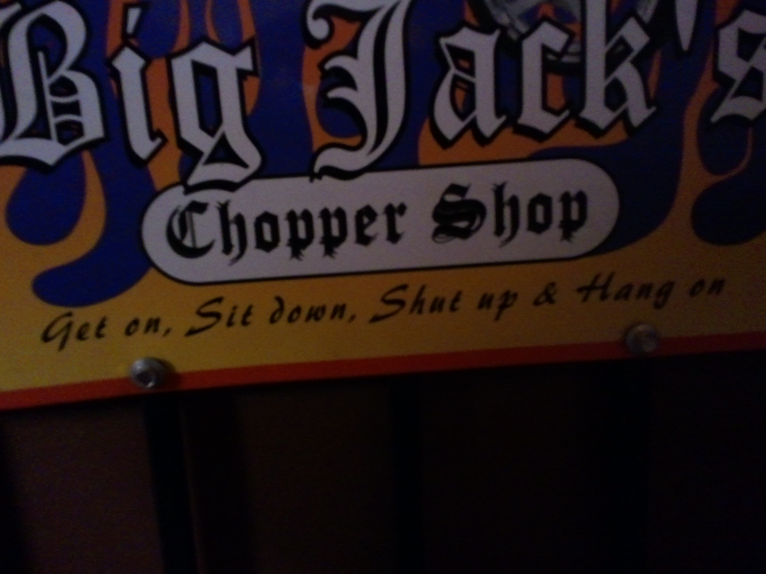 Next time you're in Sierra Vista, don't forget to visit Big Jack's!