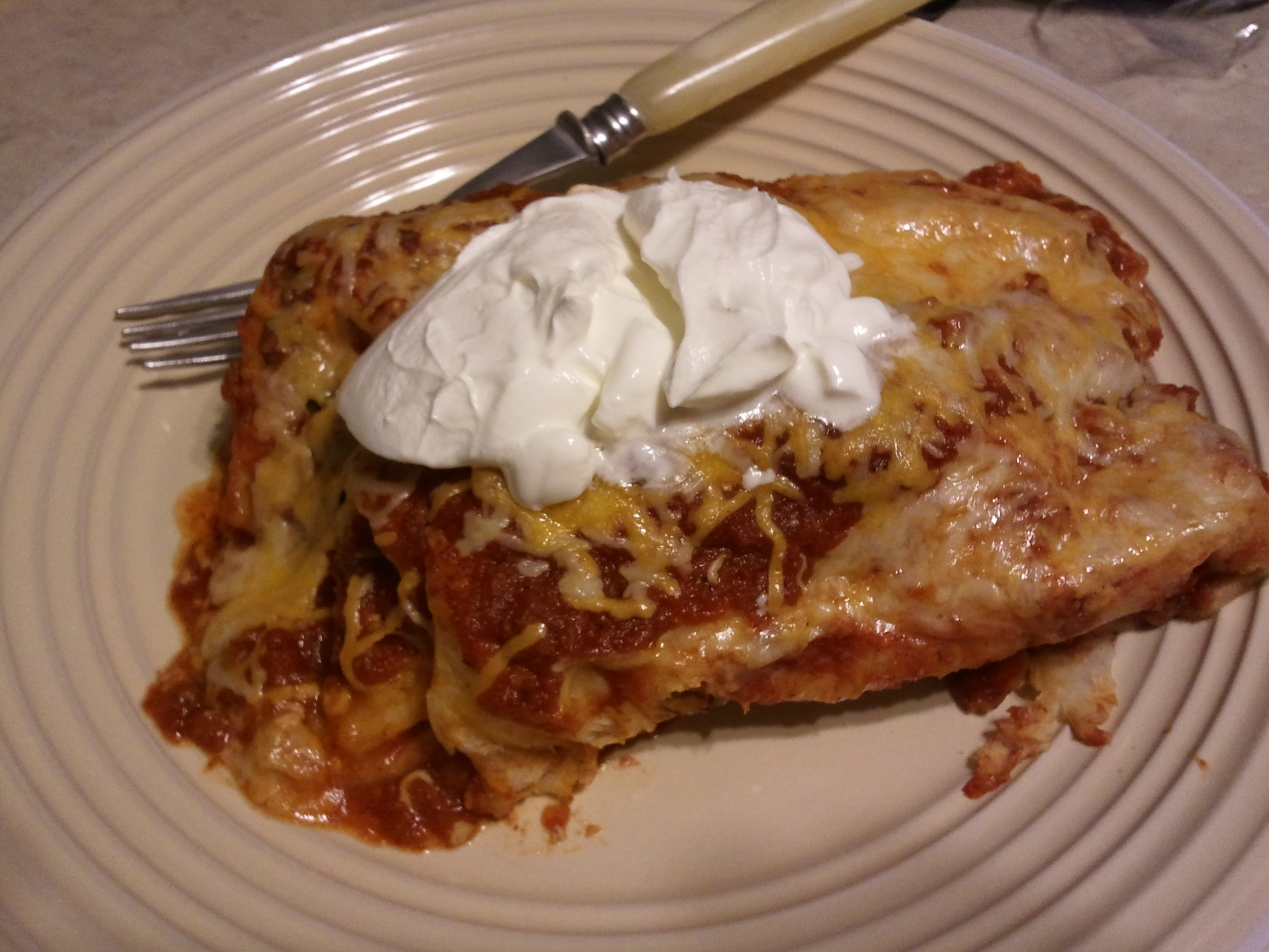Enchiladas for the Lord
