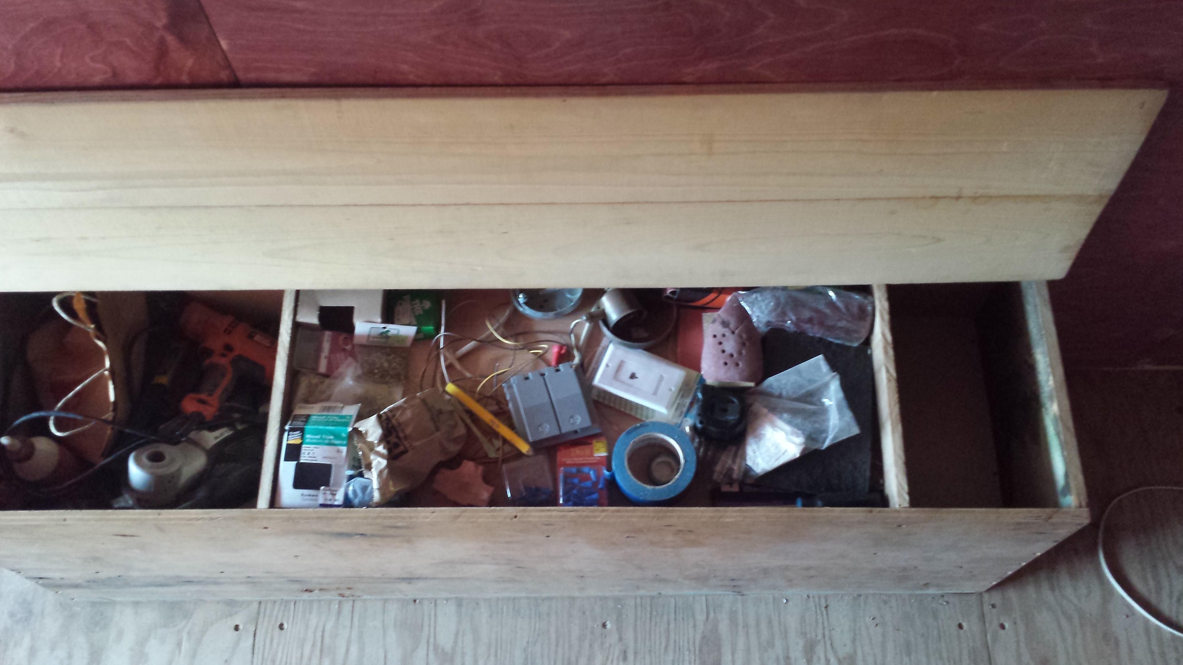 Bench interior